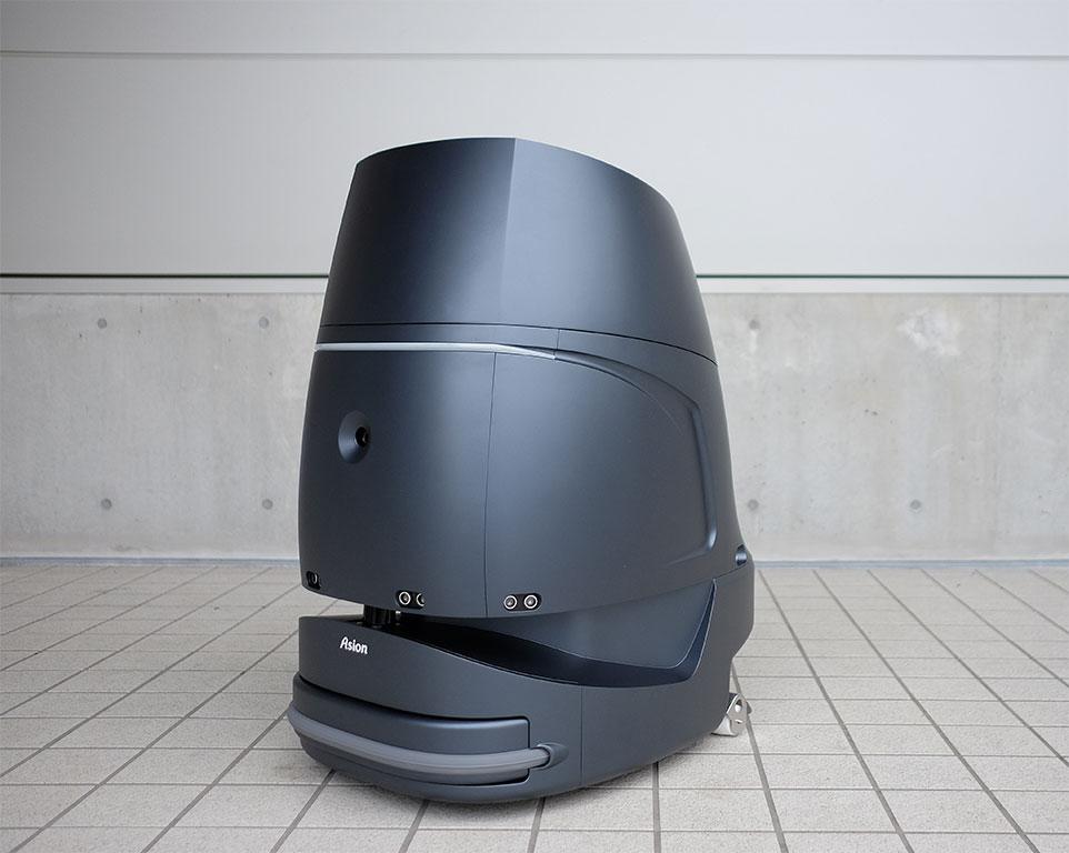 ドライ清掃ロボット Asion