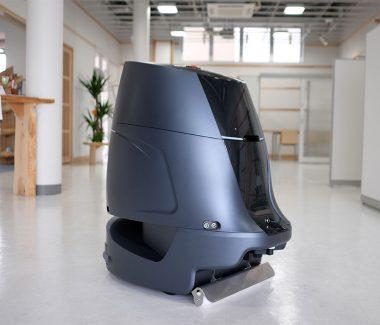 ドライ清掃ロボット「Asion」開発秘話